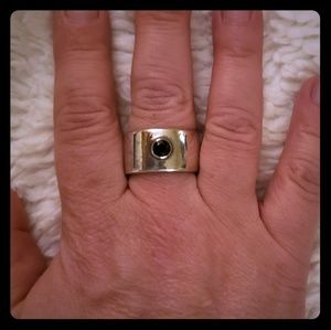 Jewelry - ⭐UNIQUE HAND CRAFTED Silver Ring~Unisex⭐